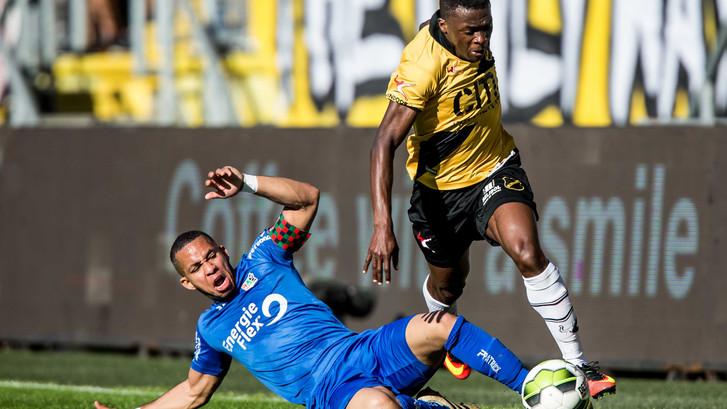 D-Day in Nijmegen: Volgend seizoen eredivisie of eerste divisie?