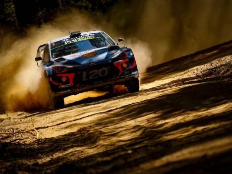 Le rallye d'Australie annulé, Hyundai champion des constructeurs