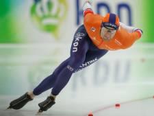 Krol beleeft déjà vu op NK sprint, Ntab blijft leider