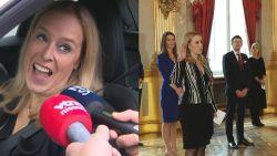 """Nieuwe staatssecretaris rijdt zélf naar Paleis: """"Ik was bijna verkeerd gereden, ik zat in Schaarbeek!"""""""