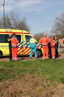 Vrouw zwaargewond na val met de fiets in Geldrop