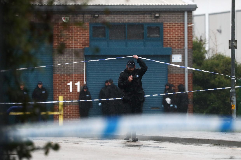 De container werd woensdagochtend aangetroffen op een industriepark in het Engelse Grays. Aan boord waren 39 Chinezen, die allen het leven lieten.