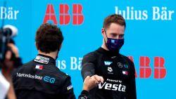 Stoffel Vandoorne verzilvert polepositie en wint laatste Formule E-manche van het seizoen