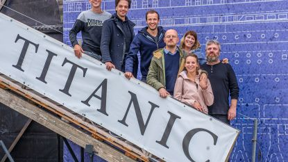 Oeps, bezoekers musical Titanic krijgen douche tijdens voorstelling: scheur in waterleiding