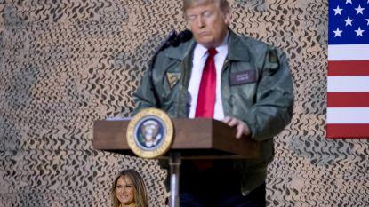 Trump dreigt ermee hele grens met Mexico te sluiten als hij geen 5 miljard dollar voor de muur krijgt