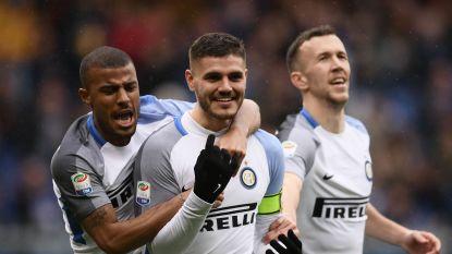 FT buitenland: Praet op eigen veld zwaar onderuit tegen Inter - Fans van Keulen en Leverkusen gaan massaal op de vuist