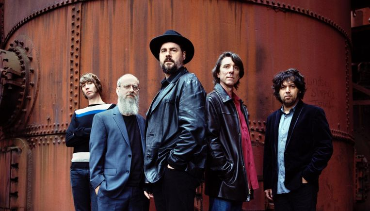 Drive-by Truckers. Beeld