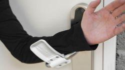 3D-geprinte deuropener helpt verspreiding coronavirus tegengaan