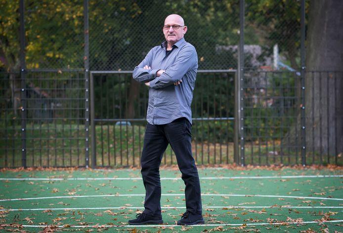 """Ad van de Wiel kon veel maken bij RKC ,,Omdat ik op er op zondag altijd stond en heel vaak scoorde""""."""