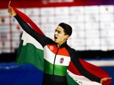 Hongaarse shorttracker Liu wint Europese titel in Dordrecht