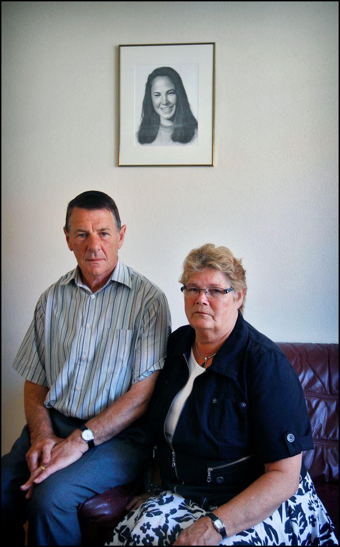 Adrie en Corrie Groen, de ouders van de sinds 1993 vermiste Tanja