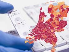 CORONAKAART | Nijmegen piekt enorm met bijna honderd nieuwe besmettingen, check hier hoe het in jouw regio zit