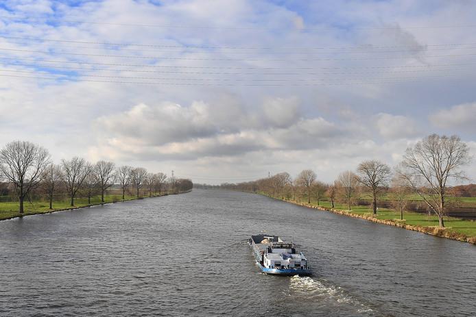 De Maas bij Cuijk. Woorden met 'Maas' erin werden opvallend vaak genoemd als naam van de nieuwe fusiegemeente Boxmeer, Cuijk en Sint Anthonis.
