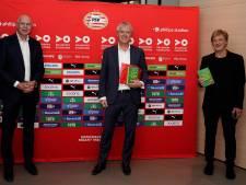 Gerbrands in gesprek met regionale topmannen: media-druk bij PSV verschilt nogal met die van bedrijven