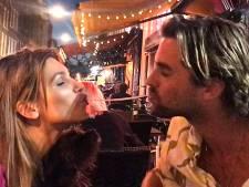 Manuel 'slurpkust' met vriendin Adriana en bij Gerard giert het letterlijk