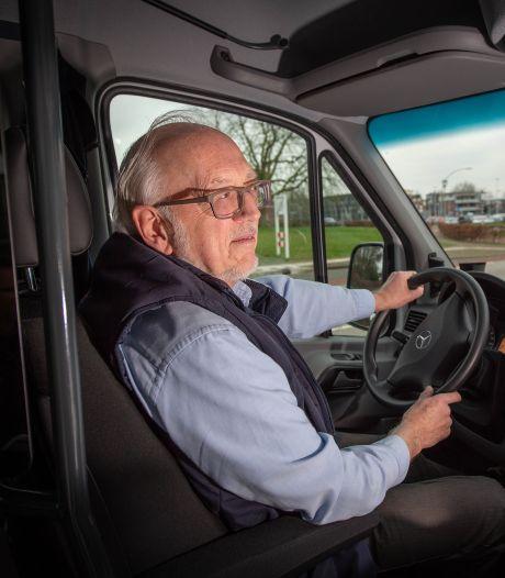 Ontbreken van veilig spatscherm houdt buurtbussen Rijk van Nijmegen nog weken aan de kant