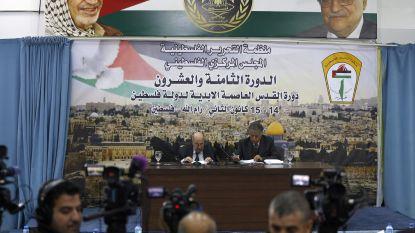Palestijnse Bevrijdingsorganisatie PLO roept op om erkenning van Israël op te schorten