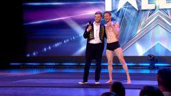 Tweeling haalt prank uit met de jury in Belgium's got Talent