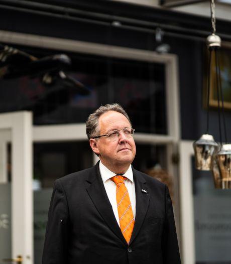 Laurens van Aggelen hoopt op terugkeer van de veteranen van de Slag om Arnhem