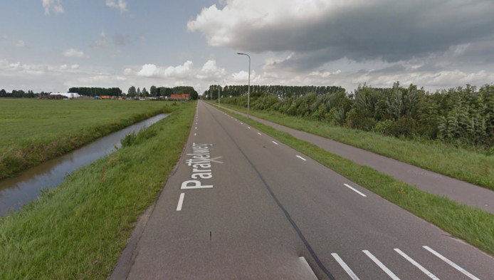 Parallelweg Foto: Google Streetview