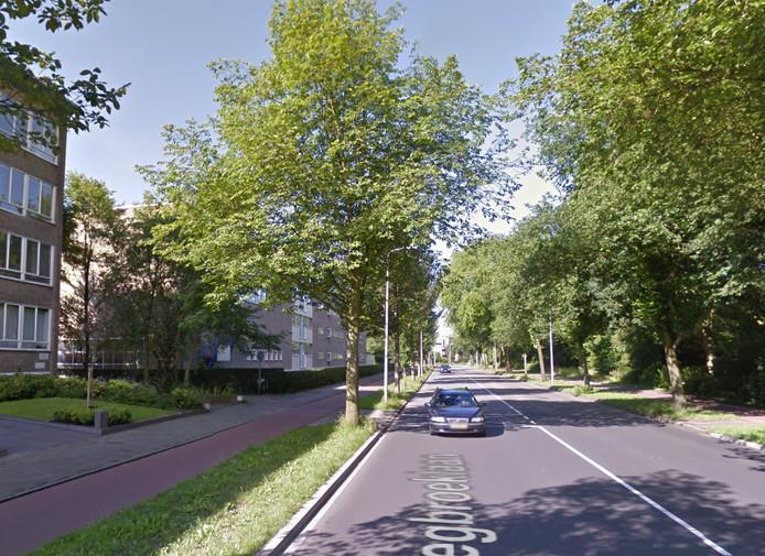 De locatie van het Segbroek College.