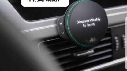 Brengt Spotify binnenkort een eigen muziekspeler uit?