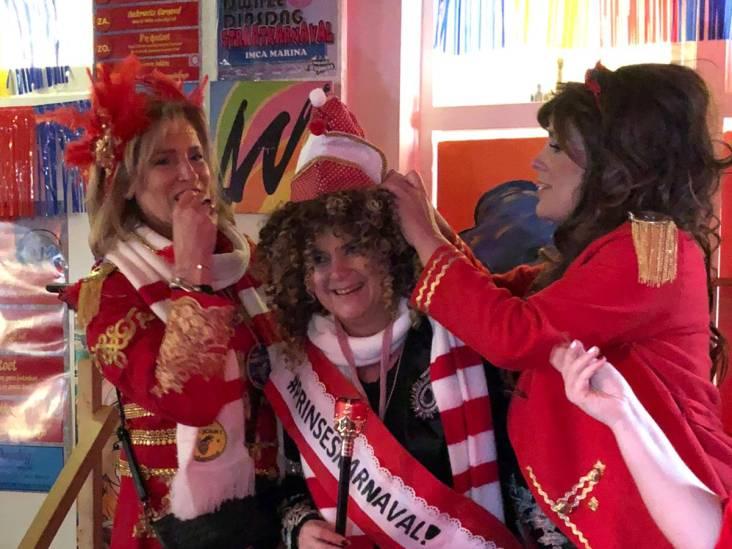 Dit is ze dan: de kandidaat-prinses van Döllekesgat