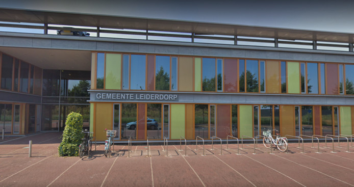 Gemeentehuis van Leiderdorp, foto ter illustratie