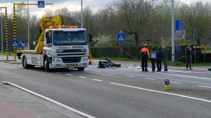 Haachtsesteenweg eist nieuw slachtoffer: 37-jarige motorrijder overlijdt na aanrijding