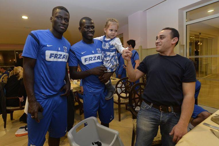 Kara (l) kan rekenen op belangstelling van de Premier League, Koulibaly (m) interesseert Napels