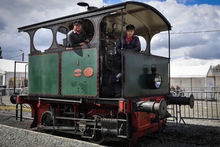 Beste Locomotief uit 1907 rijdt weer uit | Dendermonde | In de buurt | HLN LA-19