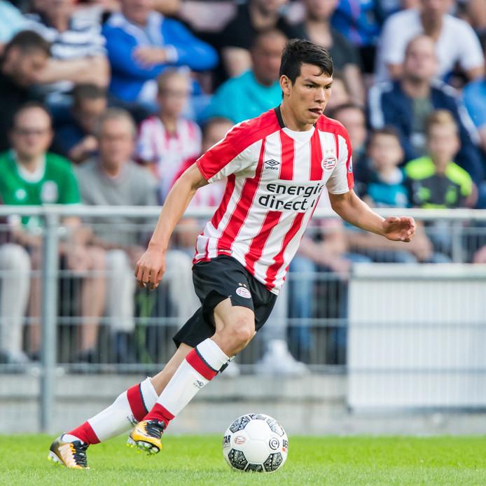 De prijs voor Hirving Lozano hangt sterk af van zijn spel op het WK, denkt onder anderen voormalig PSV-manager en nu zaakwaarnemer Kees Ploegsma senior.
