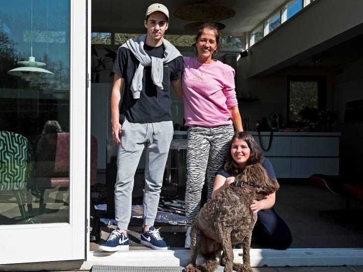 Christel Kooyman is moeder van drie kinderen met beperking in corona-tijd: 'Onze kinderen zijn anders'