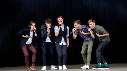 Boysband BOBBY maakt debuut op BuikRock