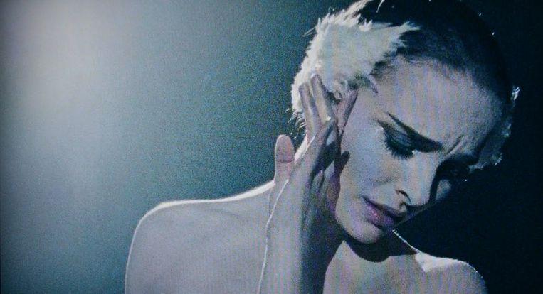 Natalie Portman in Black Swan Beeld geen
