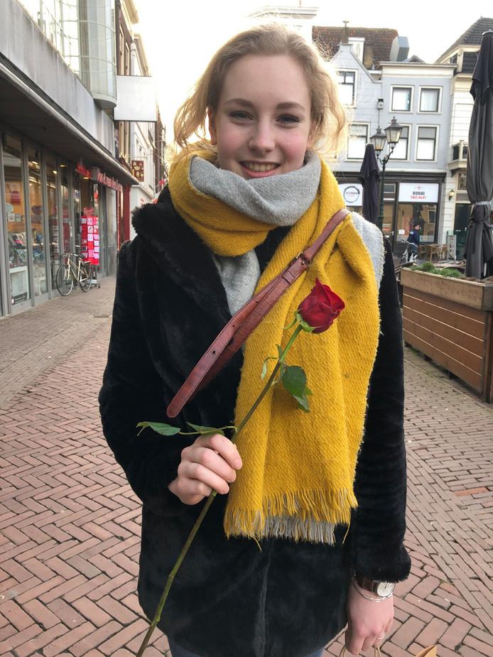 Frederieke Bruggemann uit Amersfoort.