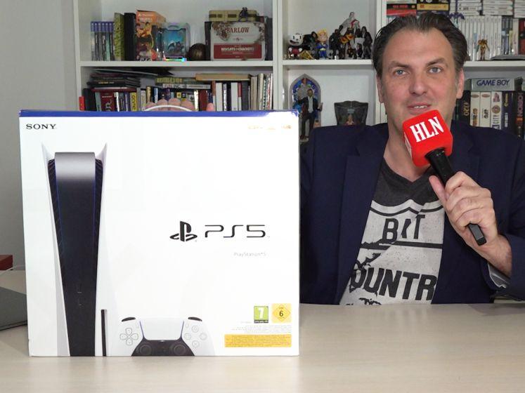 Wij hebben de PlayStation 5 al: unboxing en eerste indruk