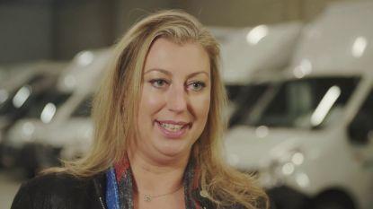 Alexandra Limage is 'Vrouwelijke ondernemer van het jaar'
