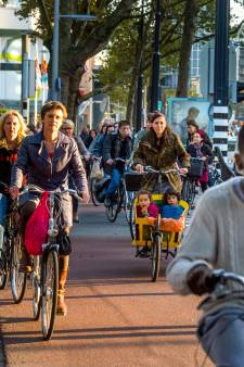 Nieuwe route 'Rit 010' moet fietsdrukte op Coolsingel oplossen