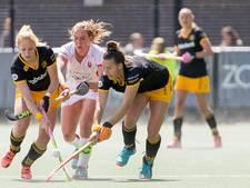 Hockeysters Den Bosch winnen eerste duel om landstitel