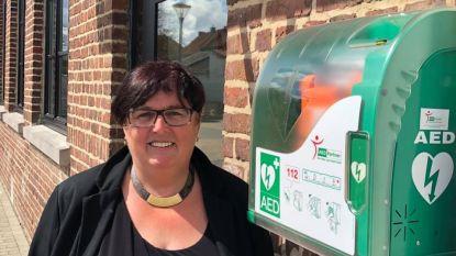 Nieuwe AED-toestellen voor Glabbeek