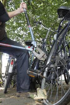 Helmond aan kop met aangiftes fietsdiefstallen in de regio: bekijk de kaart