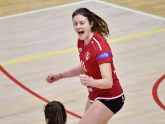 """Clara Wellens (Antwerp Volley): """"Dit was een deugddoende teamprestatie tegen Michelbeke"""""""