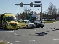 Gewonde en file na ongeluk in Oldenzaal