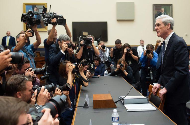 Robert Mueller Beeld AFP