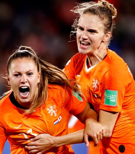 Het EK voetbal voor vrouwen blijft ook in 2021 in handen van NOS