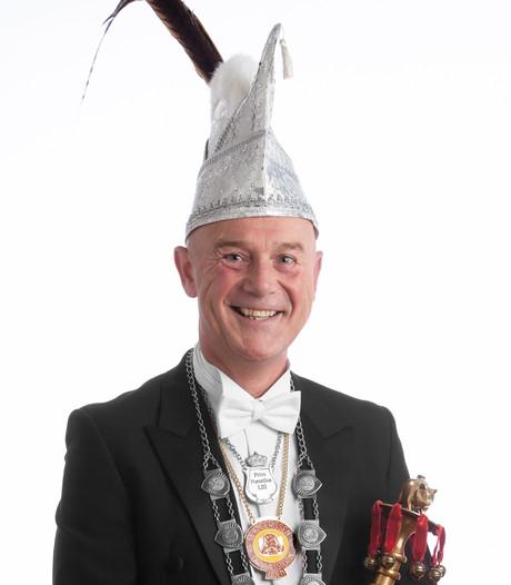 Ad van der Weele is prins Porcellus de 53e van Uden