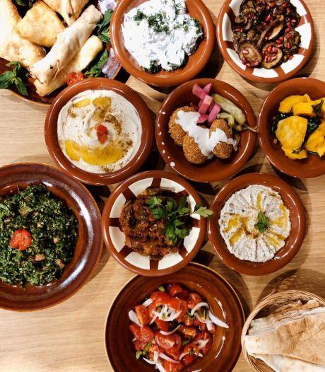 """""""Great Market"""", le nouveau marché couvert bruxellois de 2.200m² 100% dédié à la cuisine méditerranéenne"""