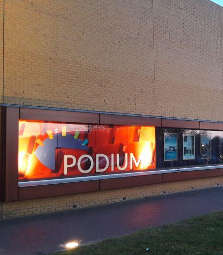 Spectrum Podium in Schijndel heeft nieuwe naam en website