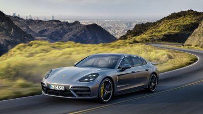 Eerst rit met Porsche Panamera: 172 per uur en fikse boete